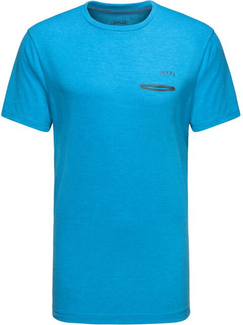 PYUA Skip-Y - Camiseta manga corta Hombre - azul